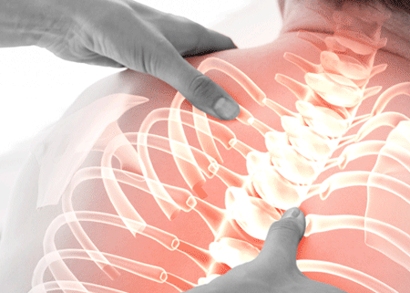 Golgi Punkt Schmerztherapie